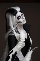 Silver Banshee Cosplay! by Chex33