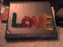 Gummy Bear Love by JessiTheHippie
