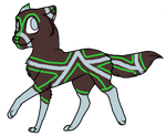 Breedable wolf [OPEN] by Mamyl-Adoptables