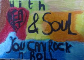 Colourful Heart and Soul by crazy4demi