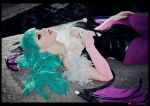 Morrigan Aensland: Fire by MoonFoxUltima