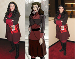 UPDATE: Cosplay: Asami Sato - 'Legend of Korra' by TempestFae