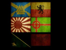Maior nation flags pt. 2 by Lordnarunh