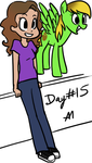 30 day challenge-day 15 by Bananers97