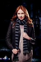 Doctor Who - Amy Pond Poster by feel-inspired