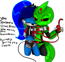 an old pic I found by queenmafdet