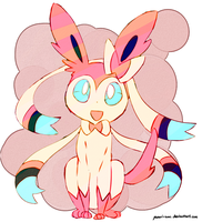 Sylveon 2 by Patori-san