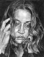 fiona apple drawing by whiterabbitart