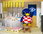 Roald at the fish mart by caffwin