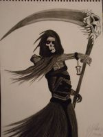 Grim Reaper by Roguepsycho666