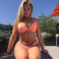 Iskra Lawrence by jp222