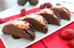 Chocolate Tacos by cakecrumbs