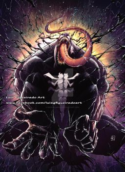 Venom commission color2 copy by marvelmania
