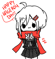 Happy Kagerou Day! by KawaiiHipster