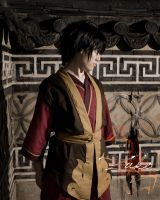 Prince Zuko by bluerosegoddess
