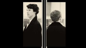 Consulting Detective/Soldier - Friend/Friend by ALRtist