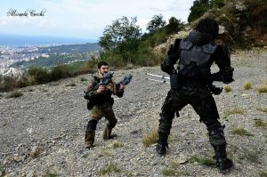 ODST Gift of the Ancients by HitoCosplay