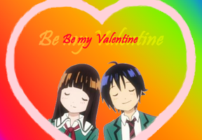 BeMyValentine by InvisibleJune