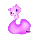 Cotton Tail Kitten by InspireMari