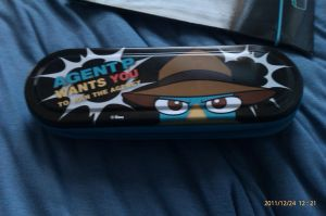 Perry Pencilcase by DBluver