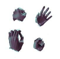 Hand Practice by Buttlas