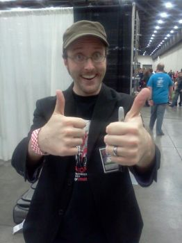 Doug Walker - Nostalgia Critic by FearlessLeo45