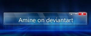 Amine deviant id by amine5a5