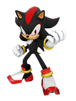 Sonic Generations Shadow by SonicTheHedgeSantos