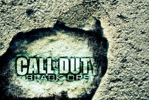 Black Ops Wallpaper by RedAndWhiteDesigns