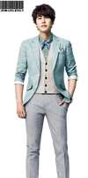 Kyuhyun Png  Spao13 by Jungleelovely