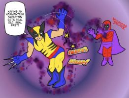 If Magneto Was Immature... by Feyd-Rautha3