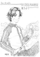 eiji - Prince of tennis by herhuahed