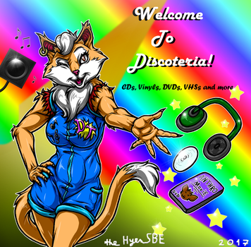 Welcome To Discoteria - Project 2 by theHyenasSBE