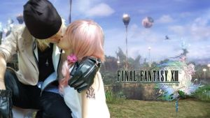 FFXIII: Snow and Serah by 00Edd00