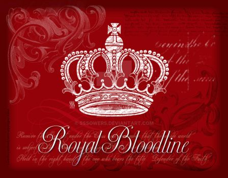 Royal Bloodline - Red by sssowers
