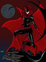 Batwoman by Windriderx23 by Blindman-CB
