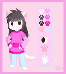 [Reference Sheet] Tracy 2014 by chibitracydoodles