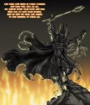 mistermoster's Sauron colored by TheBob74