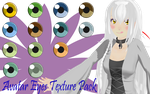 MMD Avatar Eyes Texture Pack by MMD-Nay-PMD
