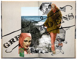 The Revolutionary Collage by Guyom