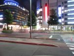 In Front Of Kyoto Station by OnlyTheGhosts