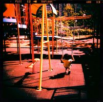 holga - to be young by jcgepte
