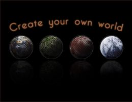 -Create your own world- by crimecontrol
