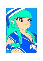 Jennifer in a sailor suit by Jennifer-Nore-Hardy