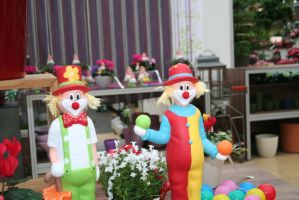 clown figures 4 by ingeline-art
