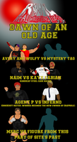 Dawn Of An Old Age Match Card by JohnnyValentine