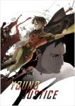 YOUNG JUSTICE by Xiling