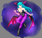 Darkstalkers :Morrigan Aensland by chrecand