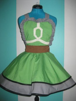 Boba Fett Cospla Pinafore Commission by DarlingArmy