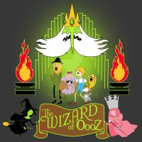 The Wizard of Oooz by soletine